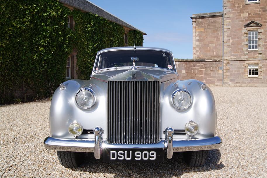 Rolls Royce Hire Edinburgh