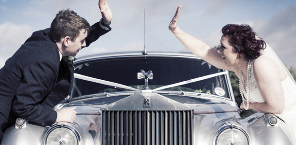 Wedding Car Hire Rates