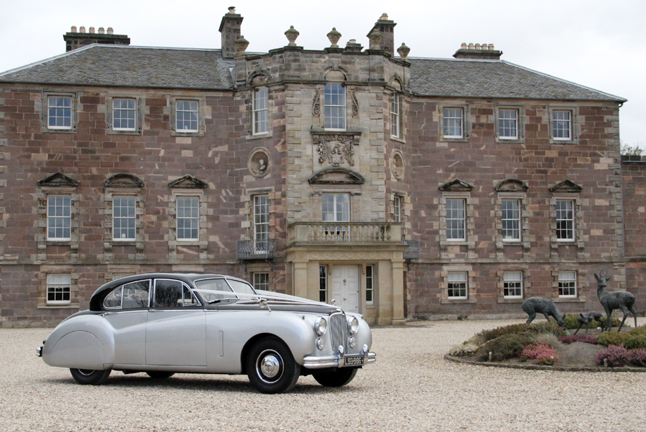 Vintage Car Hire Edinburgh