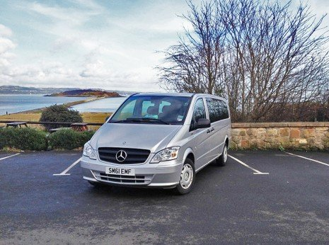 Luxury Vehicle Hire Edinburgh