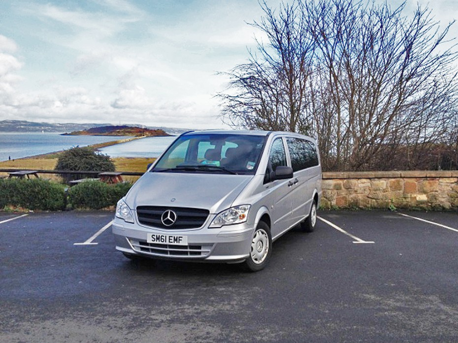 Luxury Vehicle Hire Edinburgh