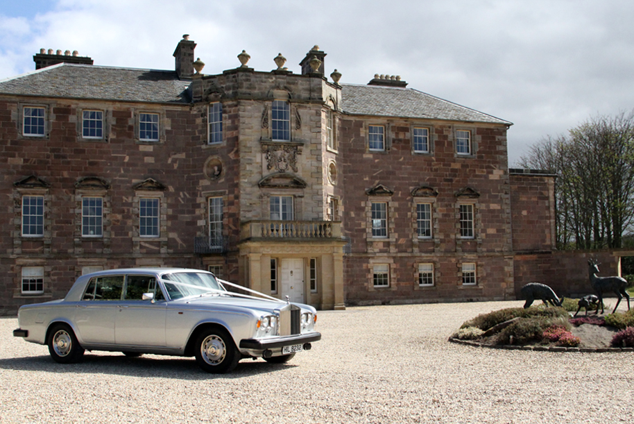 Luxury Car Hire Edinburgh