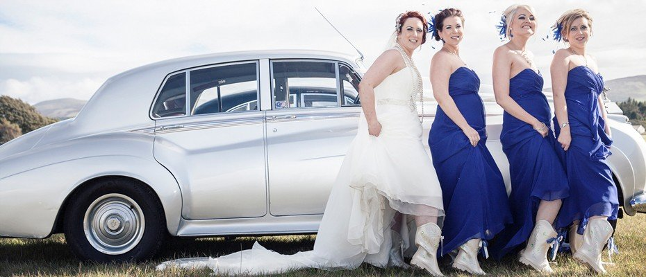 Majestic Wedding Cars Edinburgh