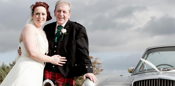 Majestic Wedding Cars Edinburgh